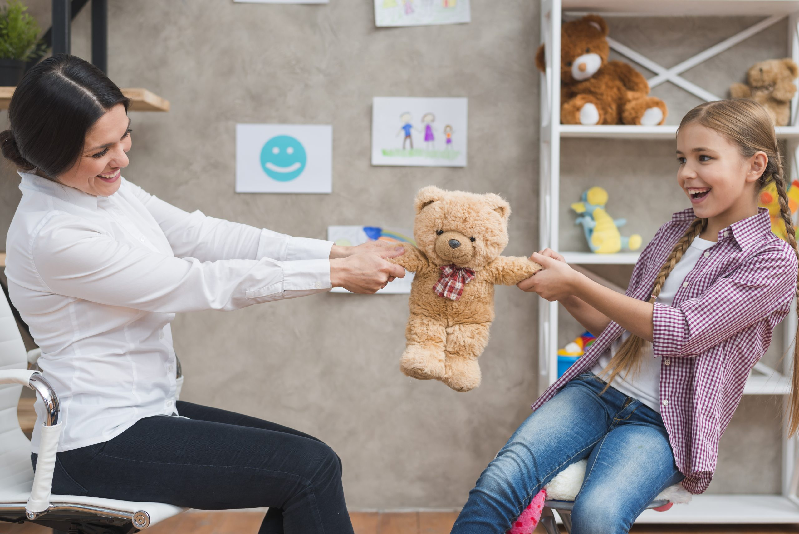 Play Therapy for Children in Birmingham AL - Exceeding Contentment Behavioral Health Inc.